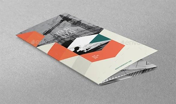 31+ Modern Brochure Design Templates \u2013 PSD, InDesign, Illustration - trifold indesign template