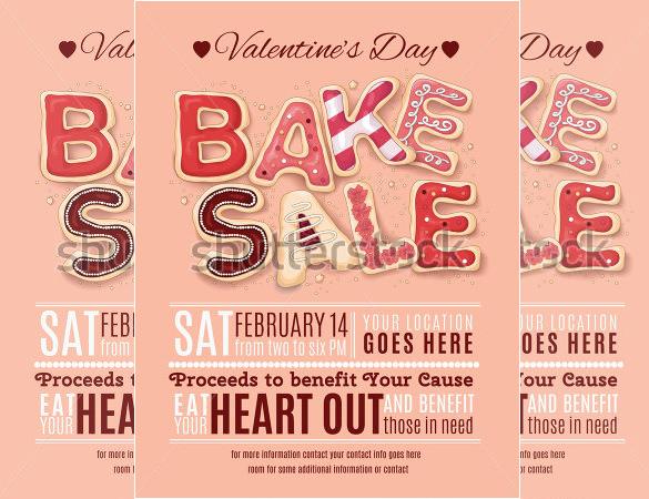 how to make a bake sale flyer - Onwebioinnovate