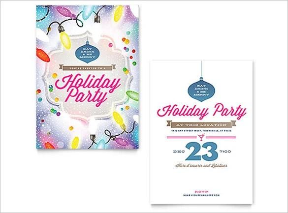 19+ Fantastic Invitation Flyer Templates Free  Premium Templates - invitation flyer sample
