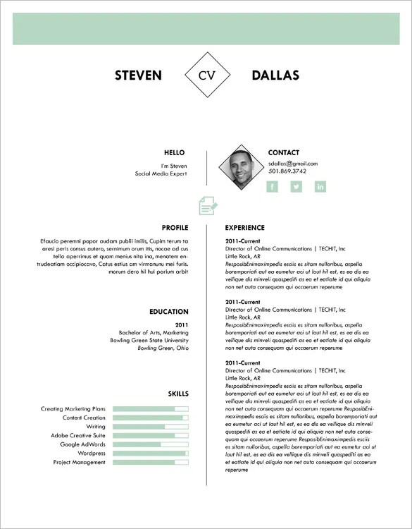 one page resume template beautiful beautiful resume meme gallery one - resume 1 page