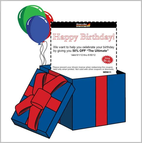 Happy Birthday Email Template freeradioprovo
