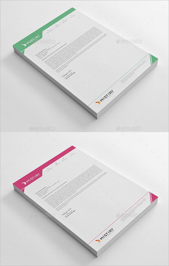 PSD Letterhead Template \u2013 51+ Free PSD Format Download! Free - psd letterhead template