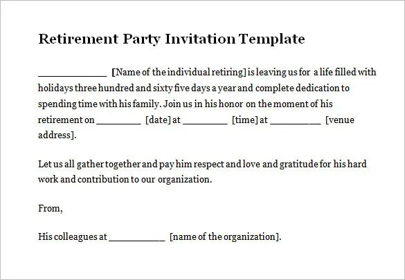 microsoft office invitation templates free download