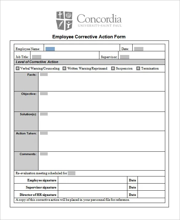 Action Plan Template - 110+ Free Word, Excel, PDF Documents Free