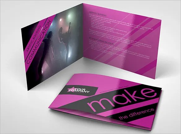 19+ Event Brochure Templates \ PSD Designs Free \ Premium Templates - event card template