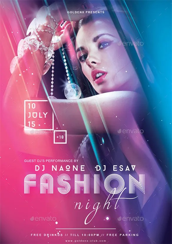 21+ Fashion Flyer PSD Templates  Designs! Free  Premium Templates - fashion poster design