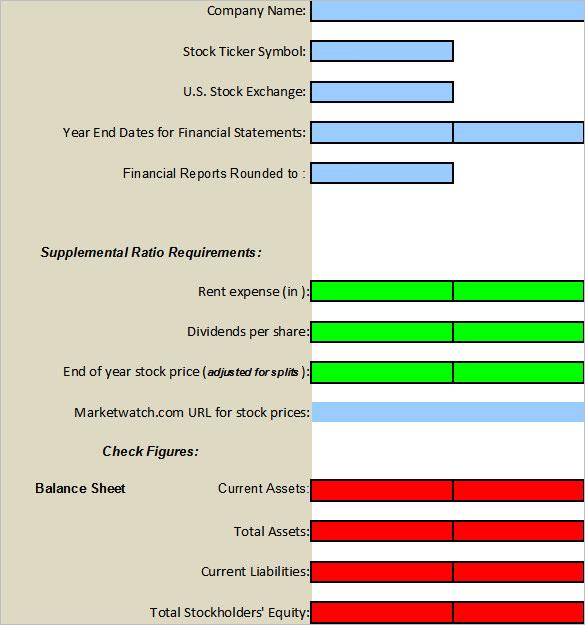 14+ Financial Analysis Templates - AI, PSD, GoogleDocs ,Apple Pages