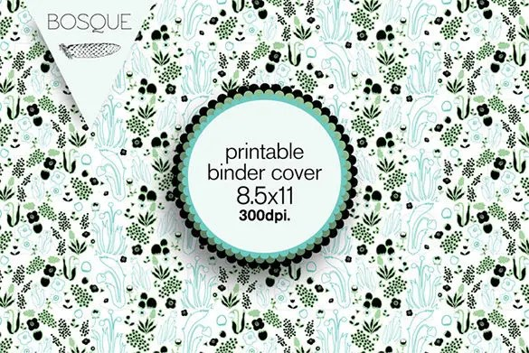 Binder Cover - 27+ Free Printable Word, PDF, JPG, PSD Format