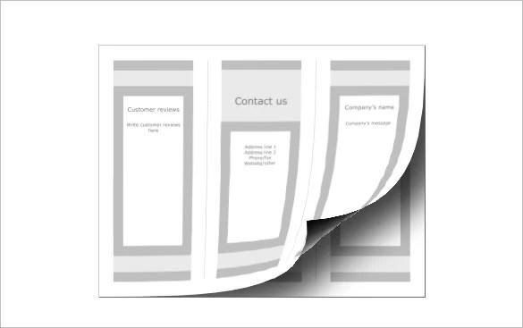 19+ Modern Blank Brochure PSD Templates Free  Premium Templates