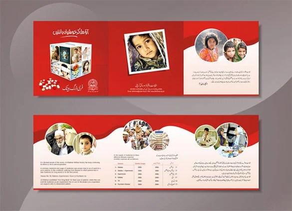 11+ Drug Brochure Templates \u2013 PSD, Illustrator Files Download
