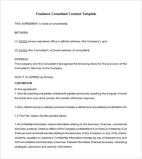 Sample Marketing Agreement Template  Create Professional Resumes
