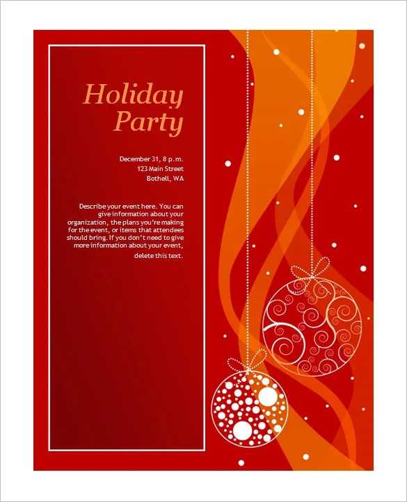 free templates for christmas invitations - Oylekalakaari - free templates christmas invitations