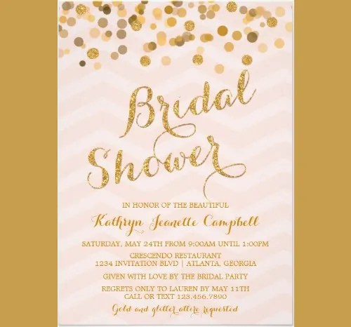 bridal shower invitations templates microsoft word - Eczasolinf