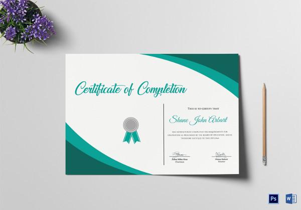 √ 18+ Graduation Certificate Templates