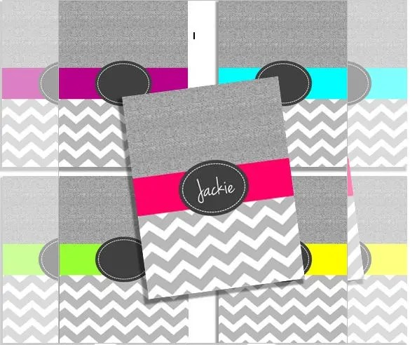 binder cover design templates - Acurlunamedia