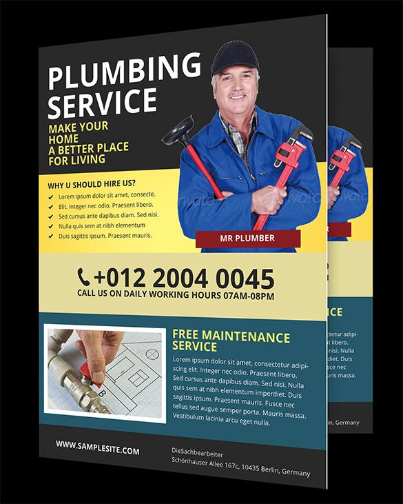 Handyman Flyer Template Handyman Flyer Template V Handyman Flyer - advertisement flyer maker