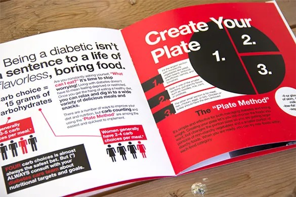 8+ Helpful Diabetes Brochure Templates - PSD, Vector EPS Free