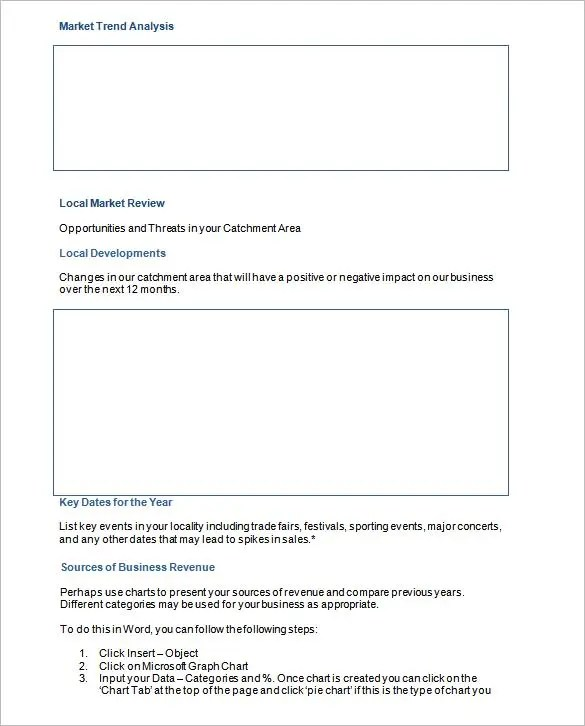 Marketing Action Plan Template - 11+ Free Word, Excel, PDF Format