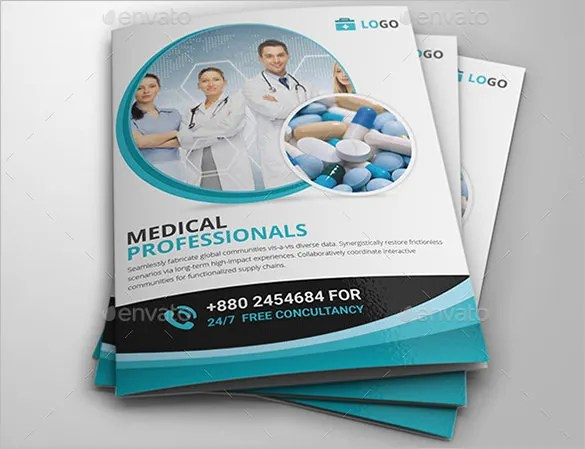 Medical brochure template Vector Free Download - oukasinfo - free medical brochure templates