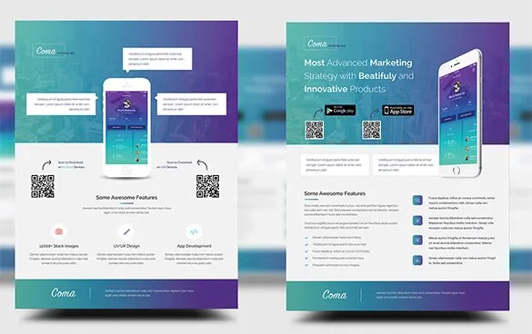 18+ Popular PSD Promotional Flyer Templates Free  Premium Templates - product flyer