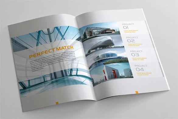 40+ Brochure Design Ideas and Examples! Free  Premium Templates - modern brochure design