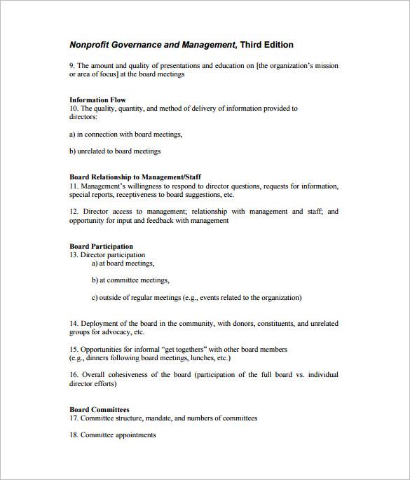 6+ Meeting Outline Templates - DOC, PDF Free  Premium Templates