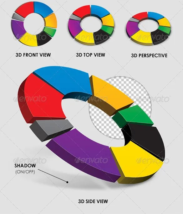 Pie Chart Template - 13+ Free Word, Excel, PDF Format Download