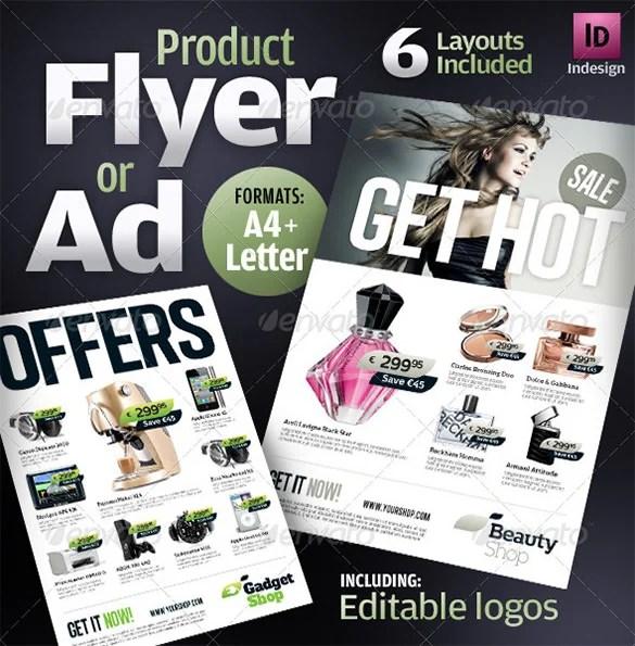 22+ Product Flyer Templates  PSD Designs Free  Premium Templates