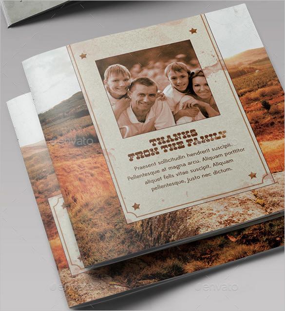 30+ Funeral Program Brochure Templates \u2013 Free Word, PSD, PDF, Excel
