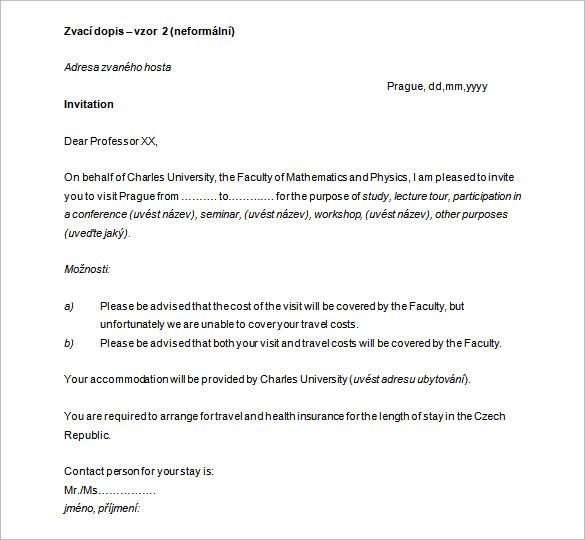 Invitation letter for an event samples resume pdf download invitation letter for an event samples invitation letter samples letters of invitation are 50 microsoft invitation stopboris Choice Image