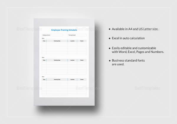 21+ Appointment Schedule Templates - DOC, PDF Free  Premium Templates