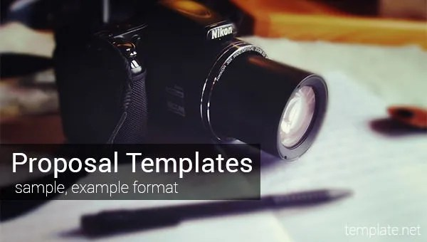 Proposal Templates - 268+ Free Samples, Examples, Format Download