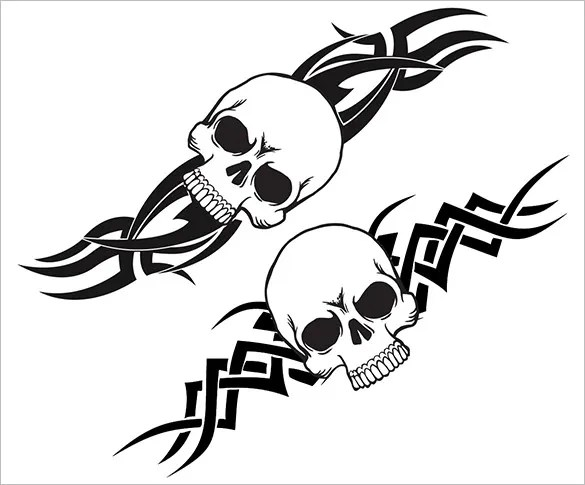 15+ Best Tattoo Template Designs \ Stencils Free \ Premium Templates - tattoo template