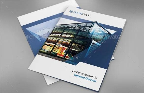 13 Presentation Folder PSD Templates  Designs - Free PSD, Vector
