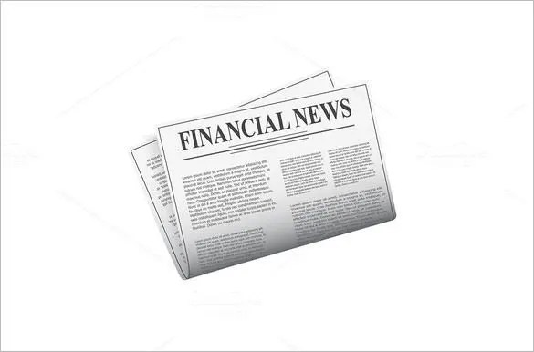 Newspaper Article Template \u2013 10+ Indesign, EPS, PDF Documents