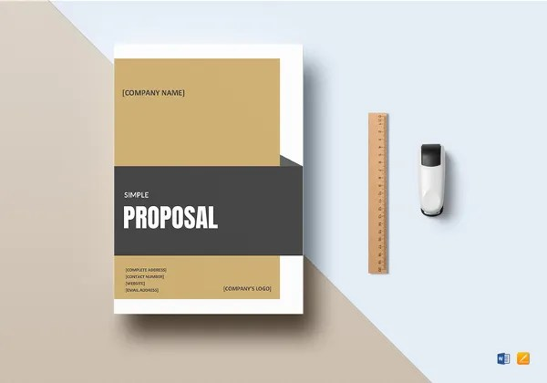Construction Proposal Templates u2013 15+ Free Sample, Example, Format - real estate proposal template