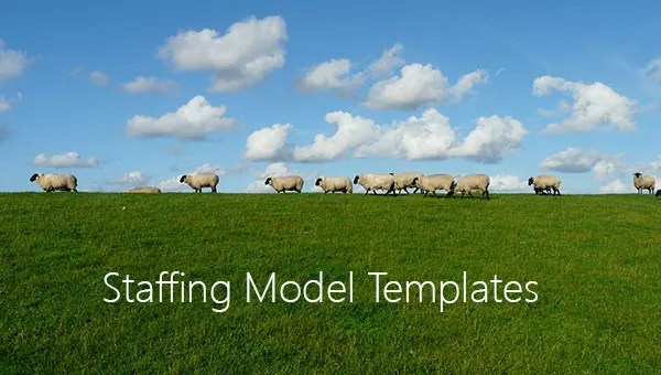 2 Staffing Model Templates \u2013 Free Word, Excel Documents Download