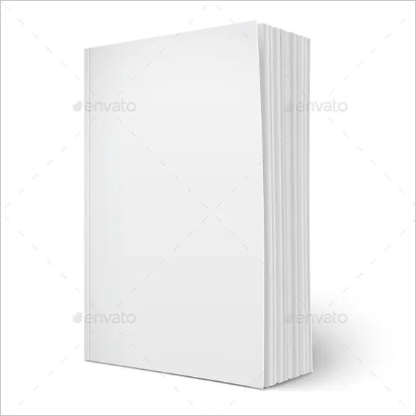 blank brochure template for word