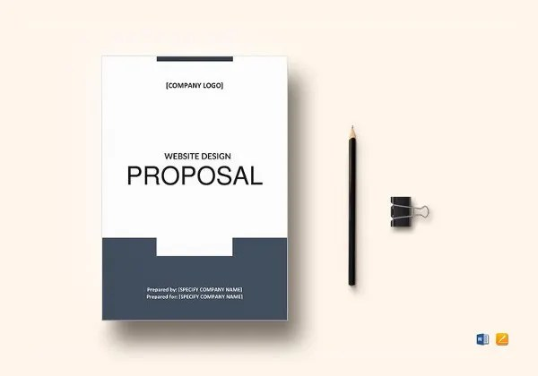 Design Proposal Templates - 17+ Free Word, Excel, PDF Format - graphic design proposal template