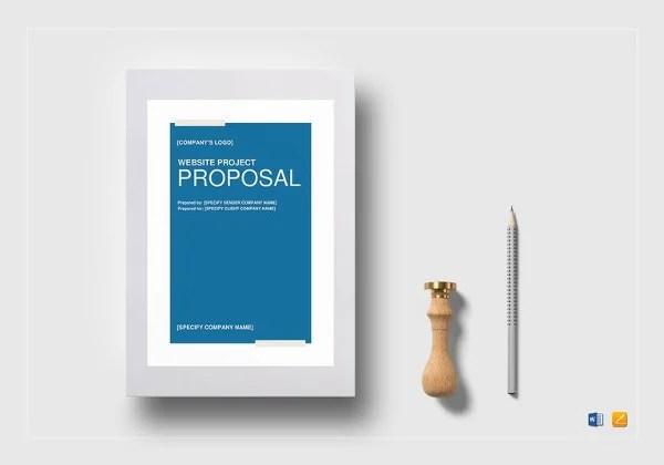 24+ Project Proposal Templates - PDF, DOC Free  Premium Templates