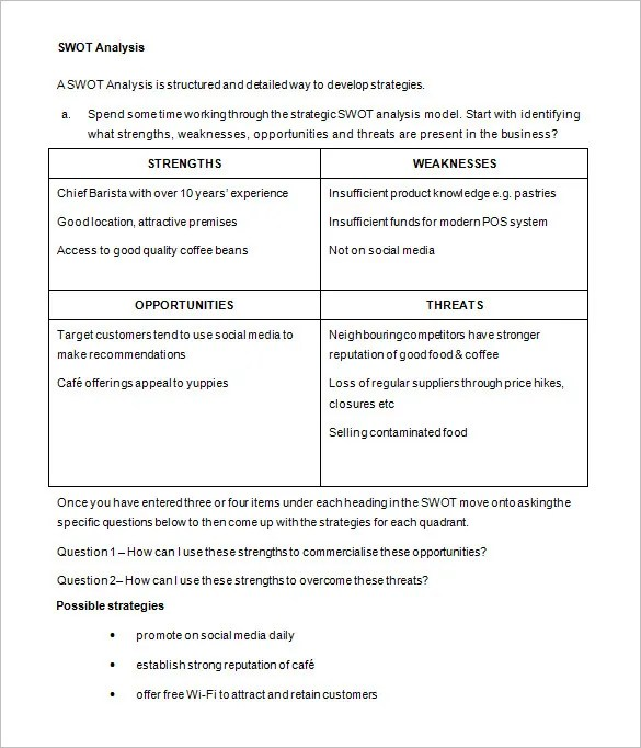 Business Action Plan Template - 12+ Free Sample, Example, Format - Example Of An Action Plan Template