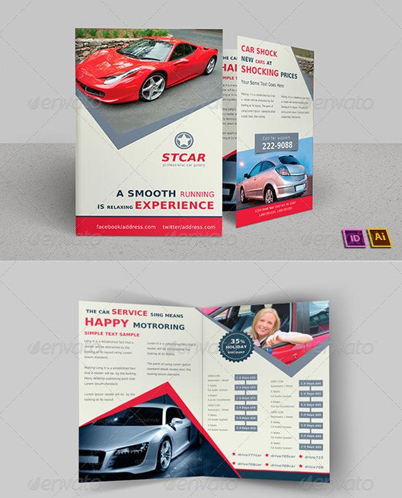 18+ Old Car Brochures - Word, PDF, PSD, EPS, InDesign Free