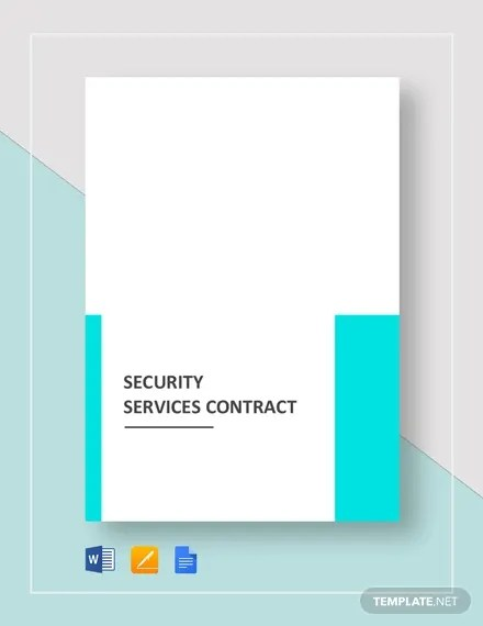 20+ Service Contract Templates - Docs, Word Free  Premium Templates
