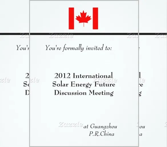 Meeting Invitation TemplateS \u2013 15+ Free PSD, Vector EPS, AI, Format - Business Meeting Invitation Letter