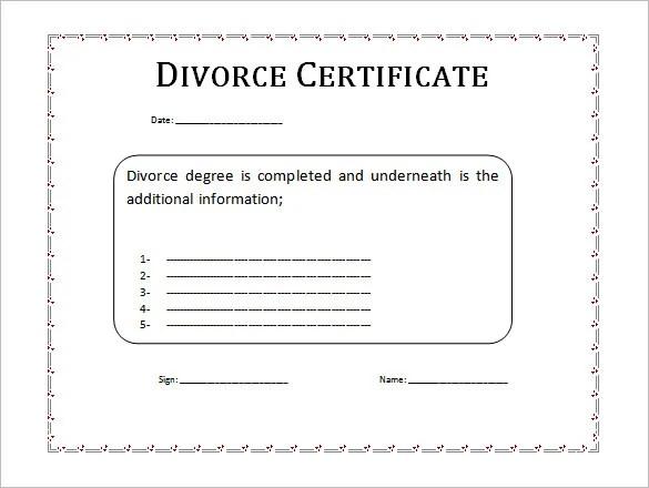 Sample Certificate Templates u2013 22+ Free Word, PDF Documents - sample certificate templates