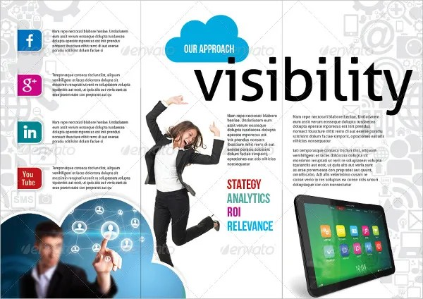 16+ Marketing Brochure Templates \u2013 Free Sample, Example, Format - Sample Marketing Brochure
