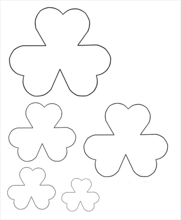 20+ Flower Petal Templates - PDF, Vector EPS Free  Premium Templates - flower template
