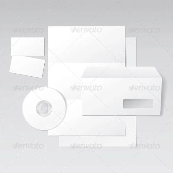 11+ Business Envelope Templates - DOC, PDF, PSD, InDesign Free