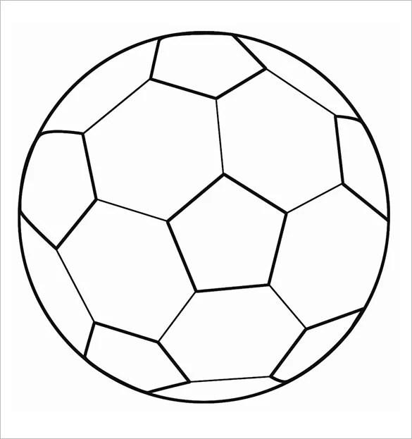9+ Printable Football Templates Free  Premium Templates