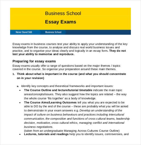 25+ Essay Outline Templates - PDF, DOC Free  Premium Templates
